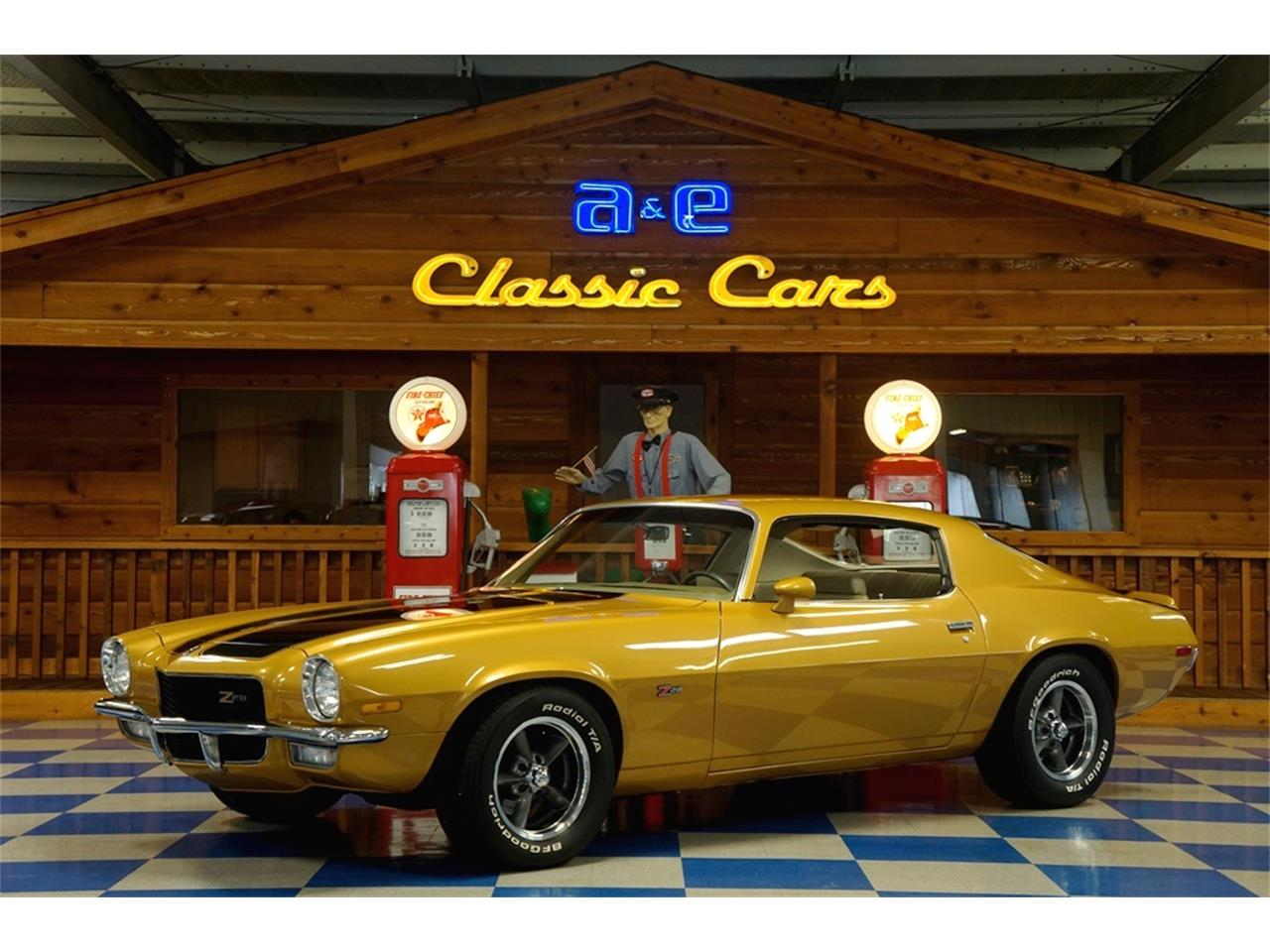 Large Picture of 1970 Camaro located in New Braunfels Texas - $29,900.00 Offered by A&E Classic Cars - L8LT