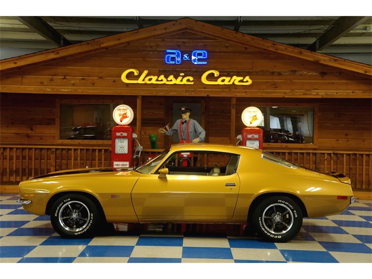 Large Picture of Classic 1970 Camaro located in Texas Offered by A&E Classic Cars - L8LT