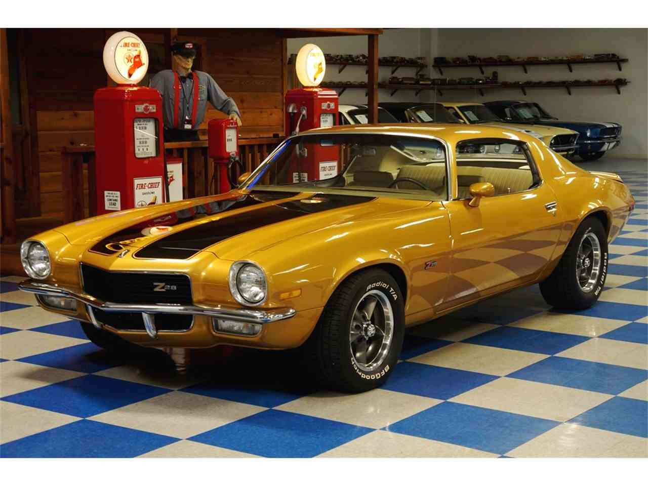 Large Picture of '70 Camaro - L8LT
