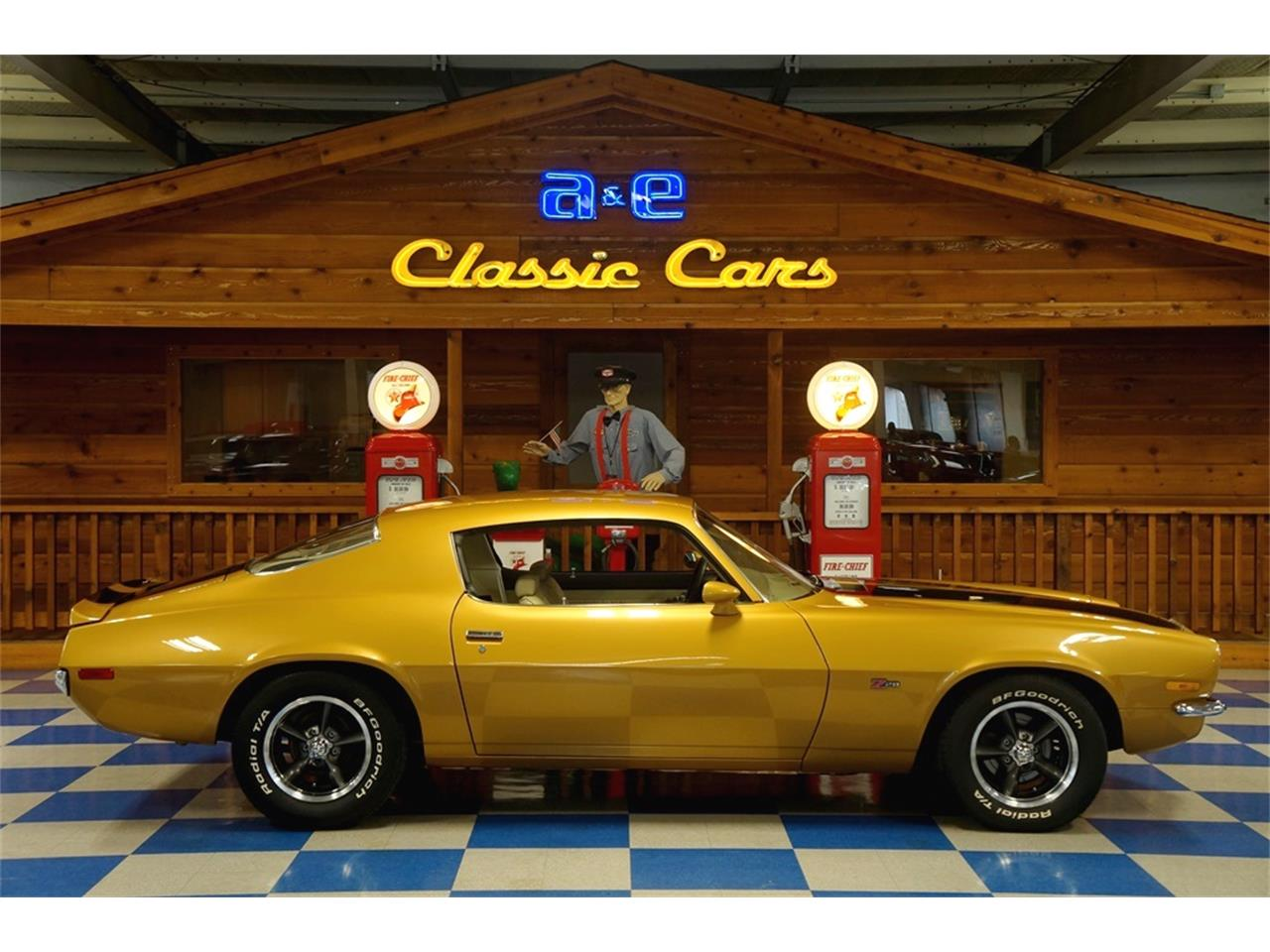 Large Picture of 1970 Camaro located in New Braunfels Texas - $29,900.00 - L8LT