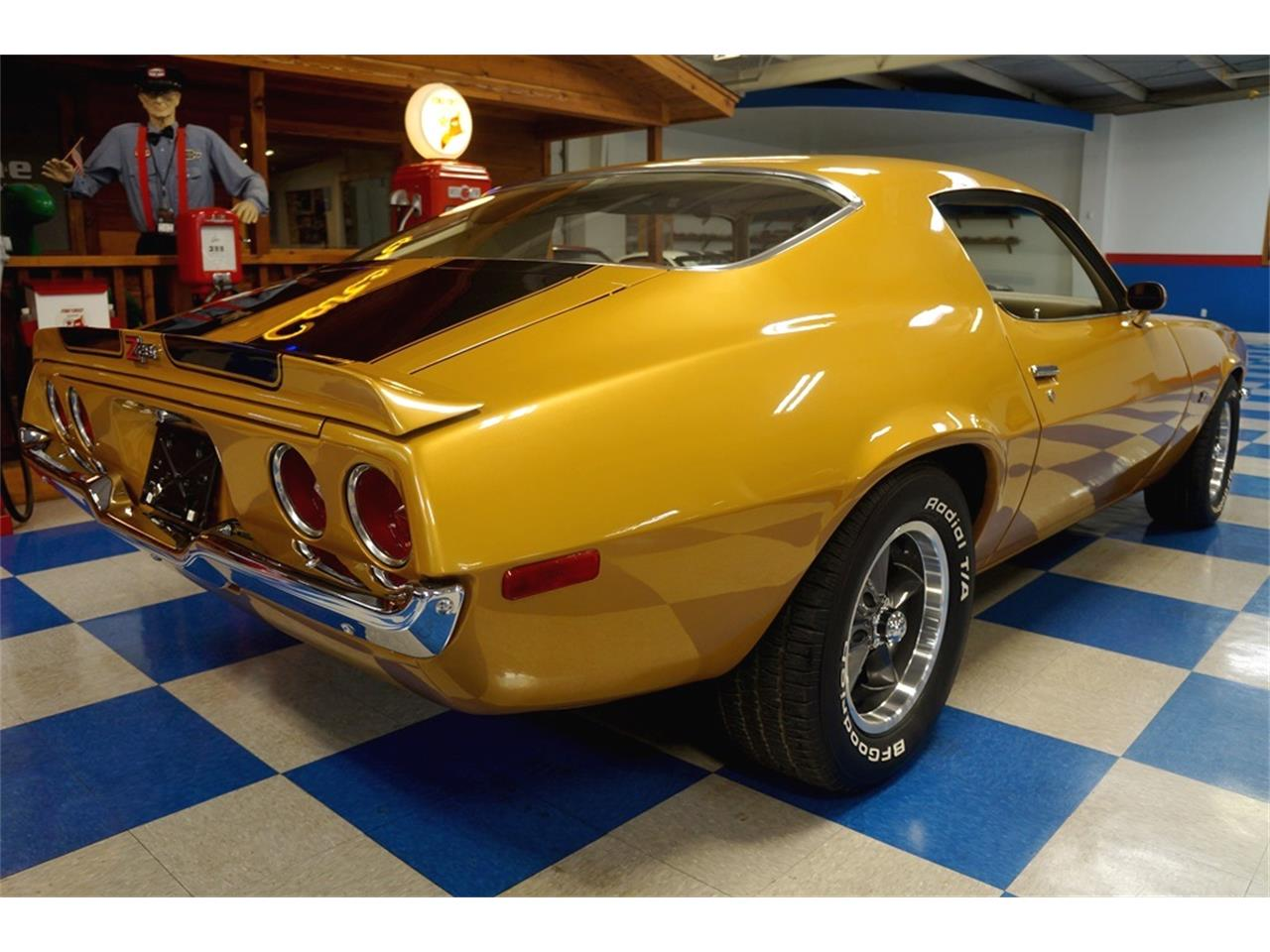Large Picture of Classic '70 Chevrolet Camaro located in Texas Offered by A&E Classic Cars - L8LT