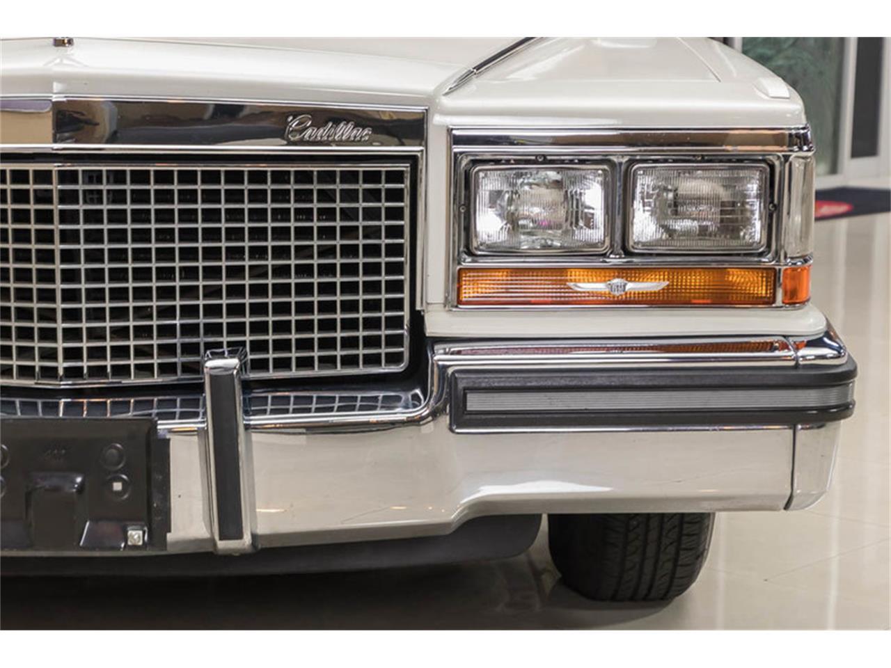 1987 Cadillac Fleetwood Brougham D Elegance For Sale