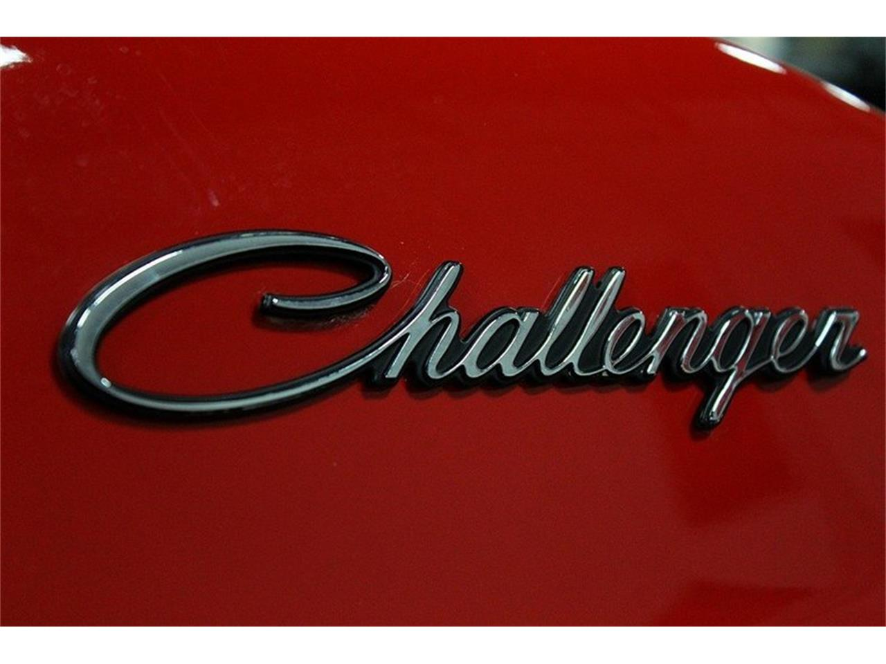 Large Picture of '74 Challenger - LF2F