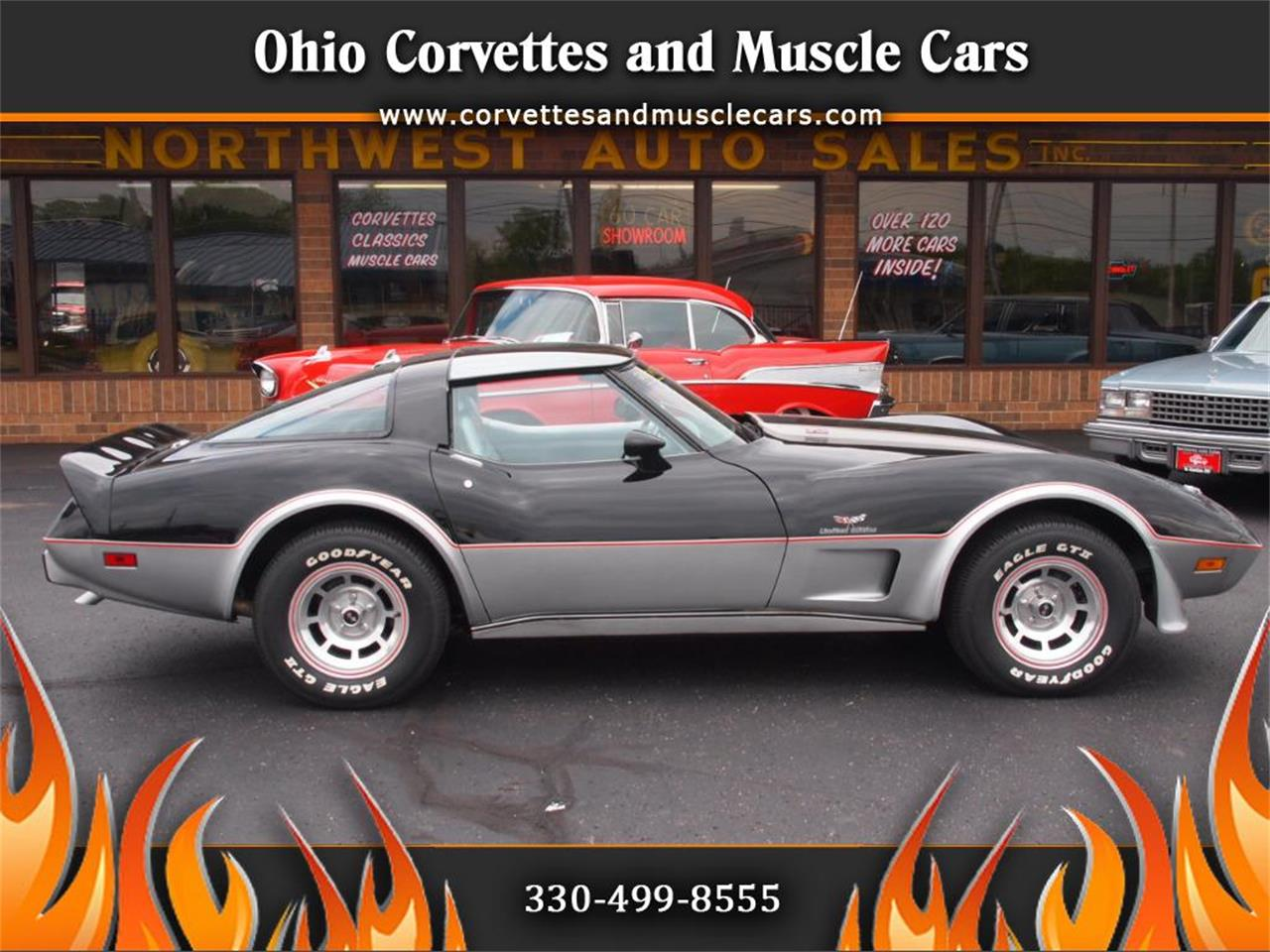 Large Picture of '78 Corvette - $29,500.00 Offered by Ohio Corvettes and Muscle Cars - LF39