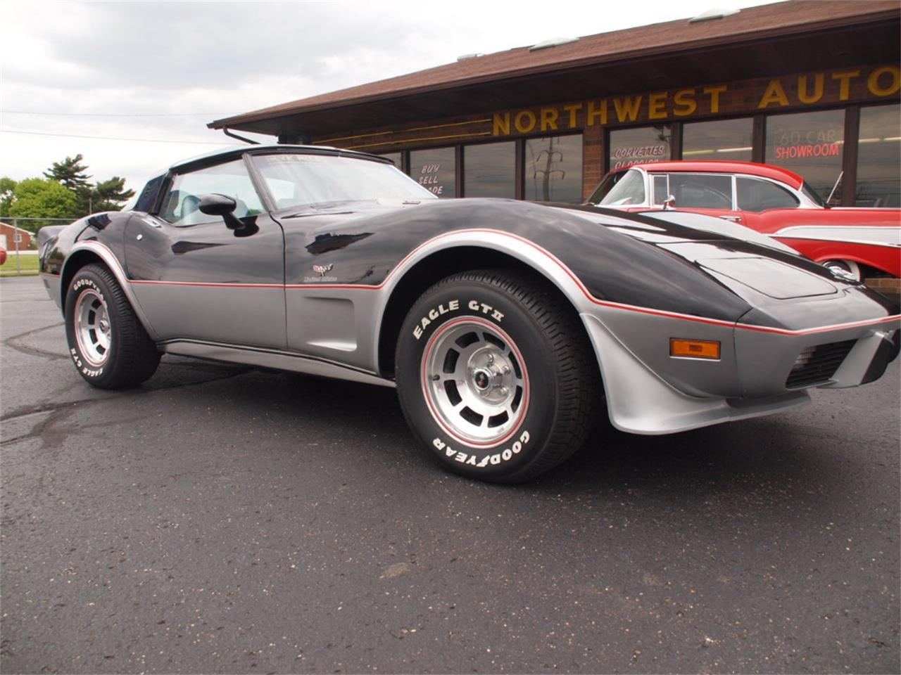 Large Picture of '78 Corvette - LF39