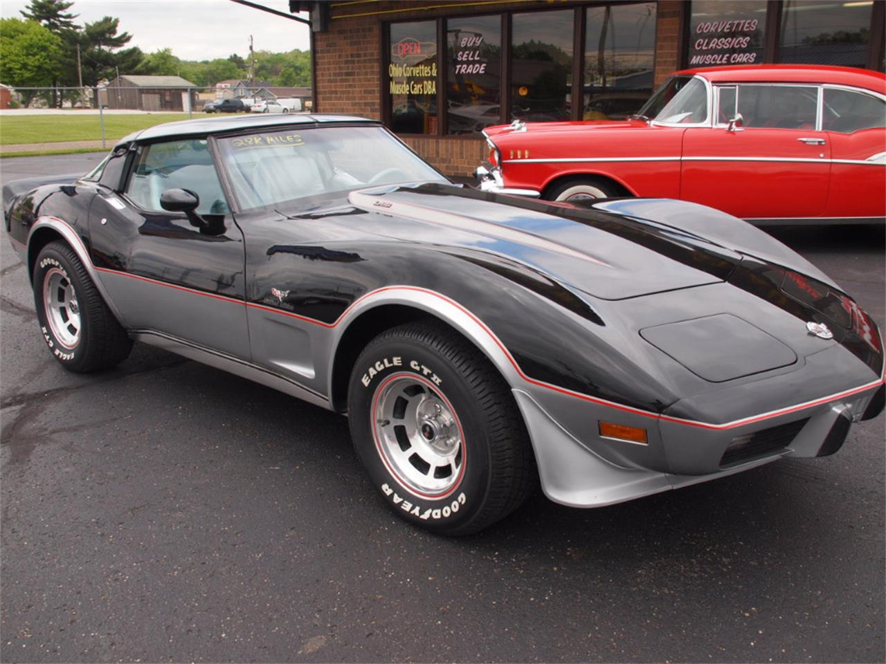 Large Picture of 1978 Corvette located in North Canton Ohio - $29,500.00 Offered by Ohio Corvettes and Muscle Cars - LF39