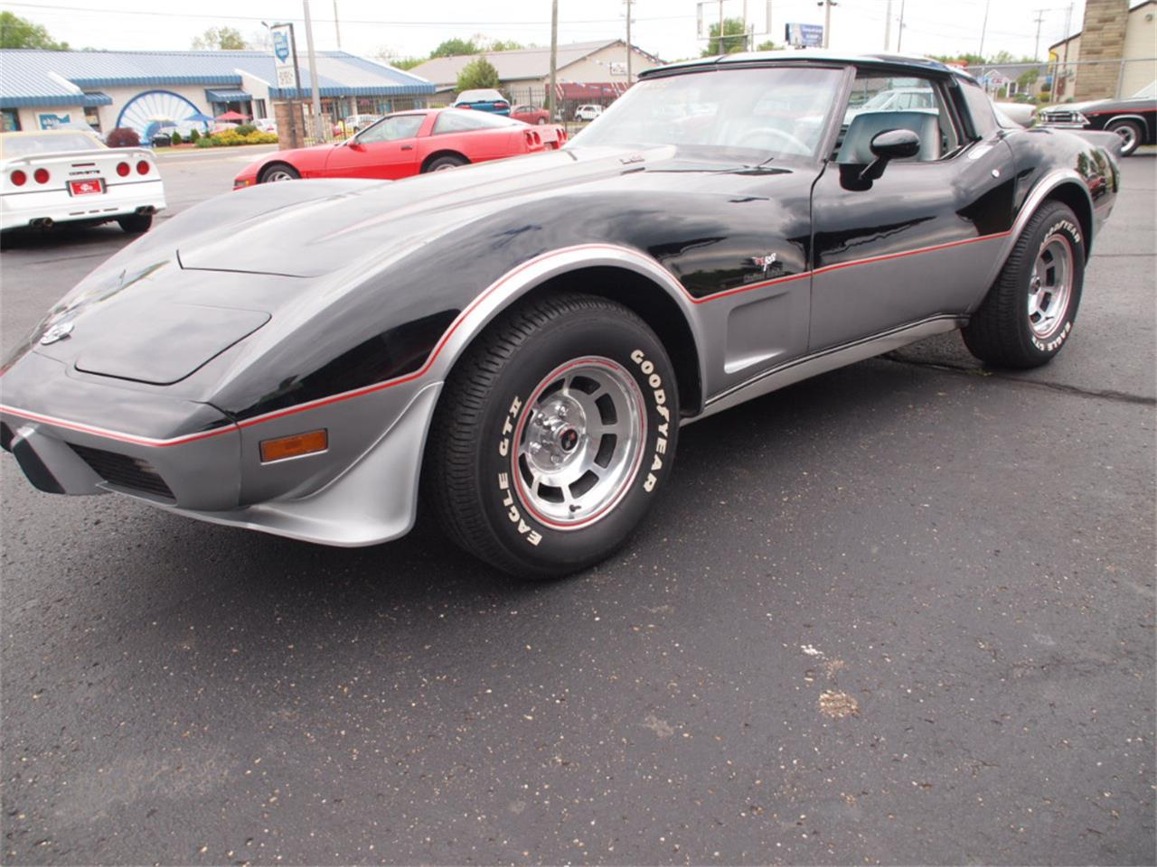 Large Picture of 1978 Corvette Offered by Ohio Corvettes and Muscle Cars - LF39