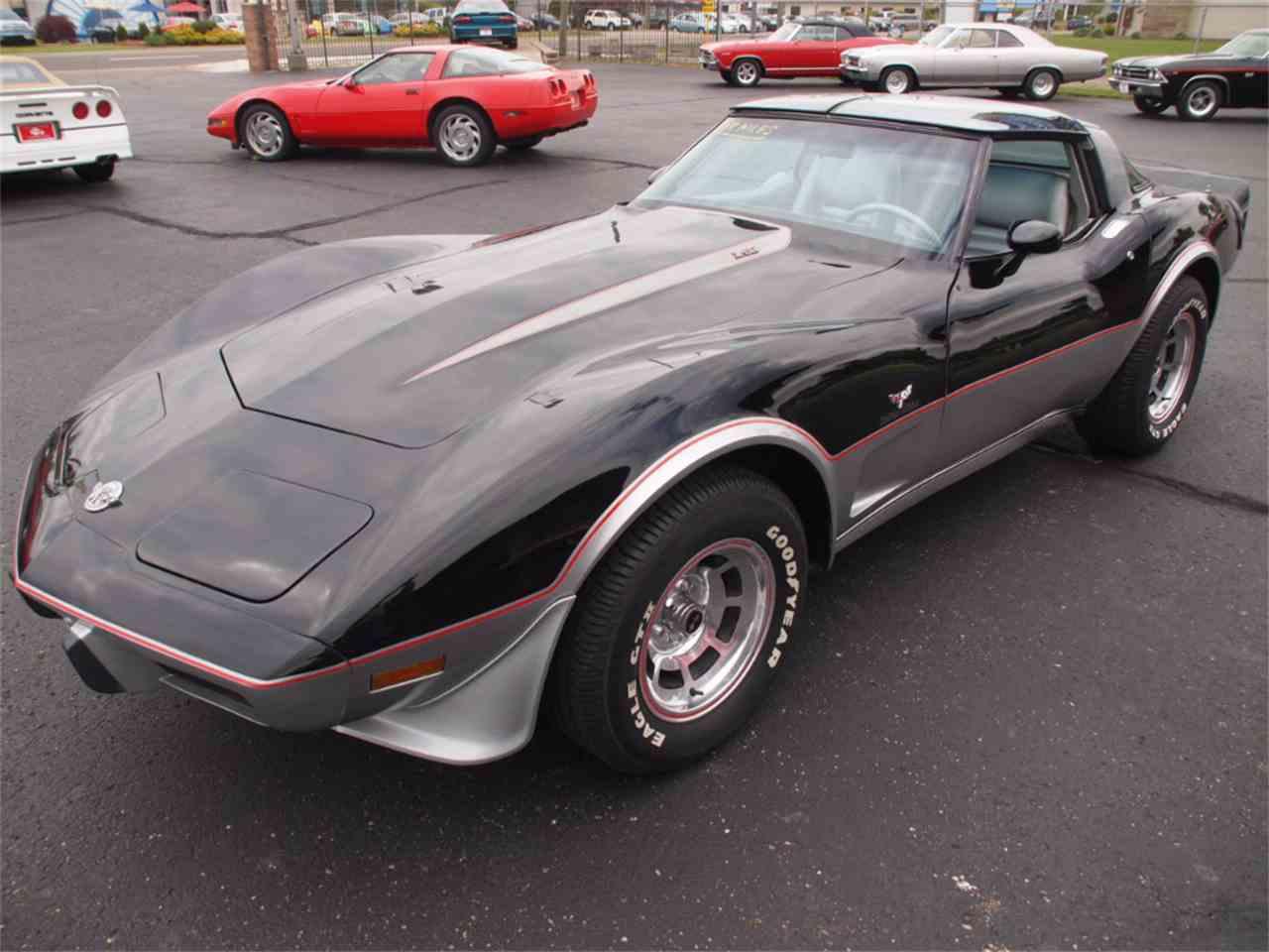 Large Picture of '78 Corvette - LF39