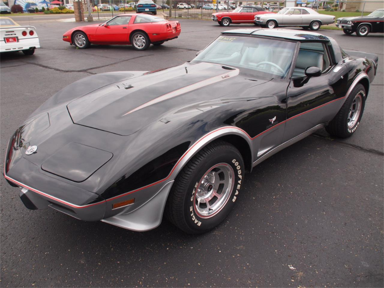 Large Picture of '78 Corvette Offered by Ohio Corvettes and Muscle Cars - LF39