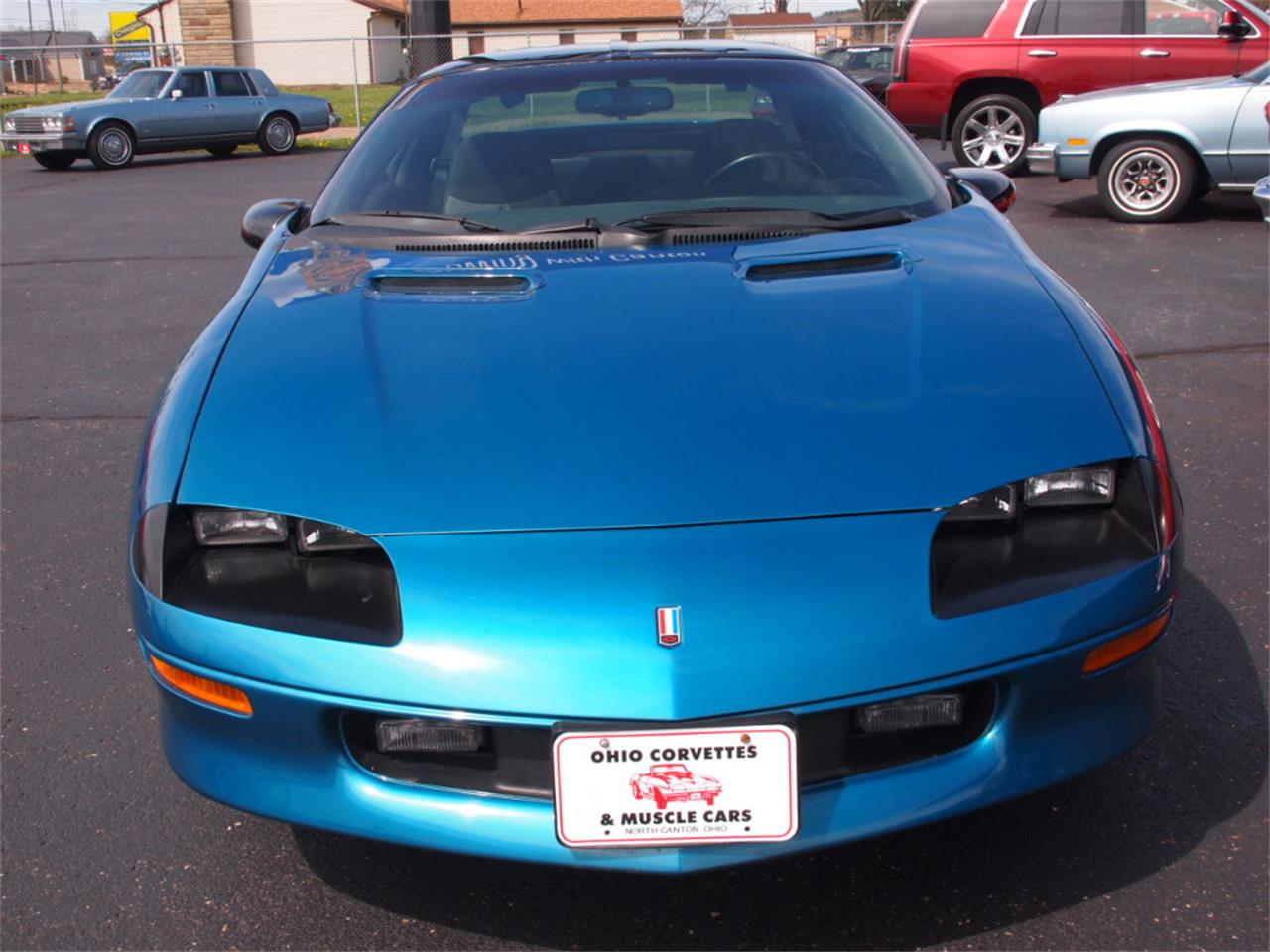 Large Picture of '95 Camaro - LF3B