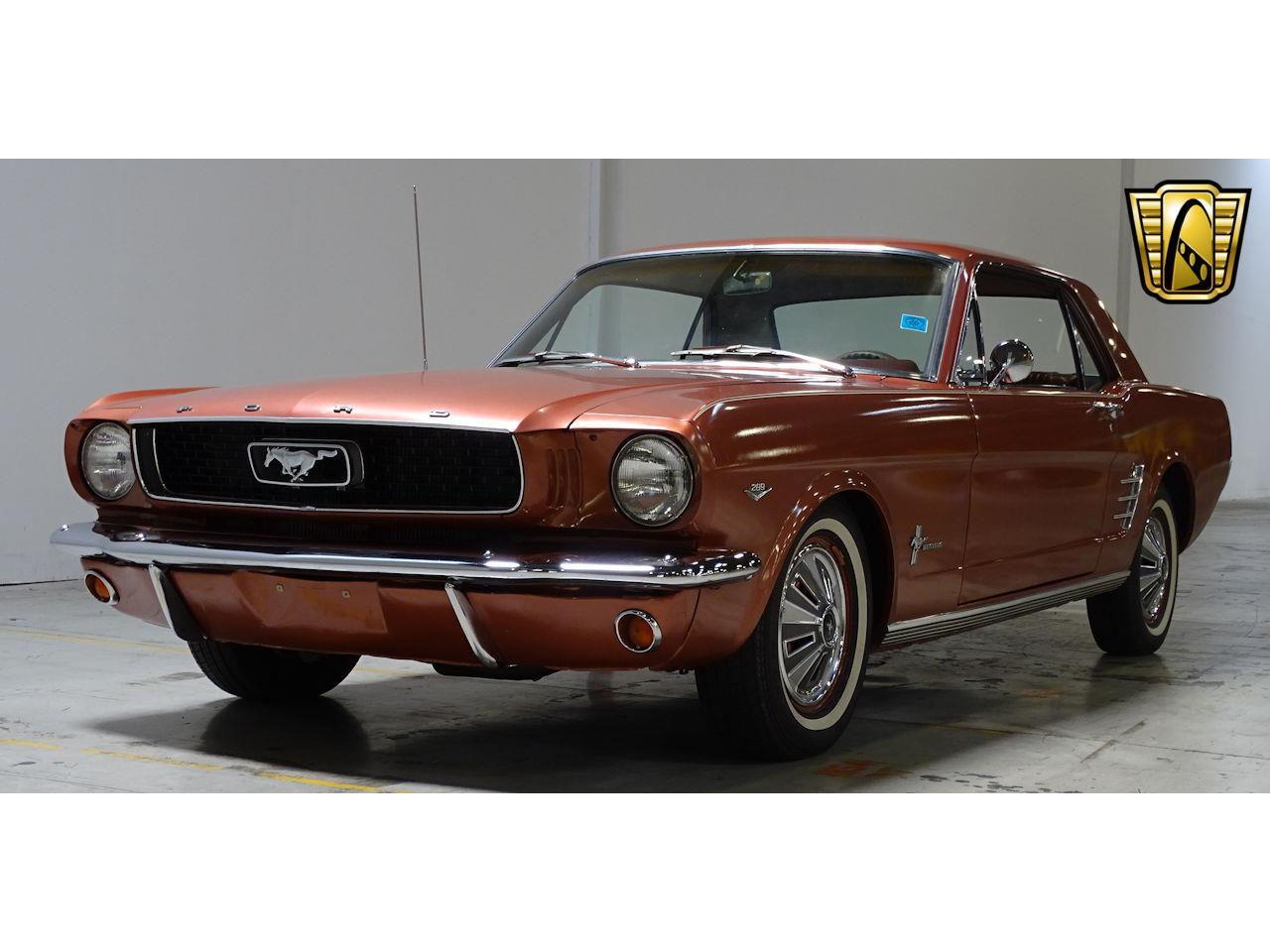 Large Picture of '66 Ford Mustang Offered by Gateway Classic Cars - Philadelphia - LF3T