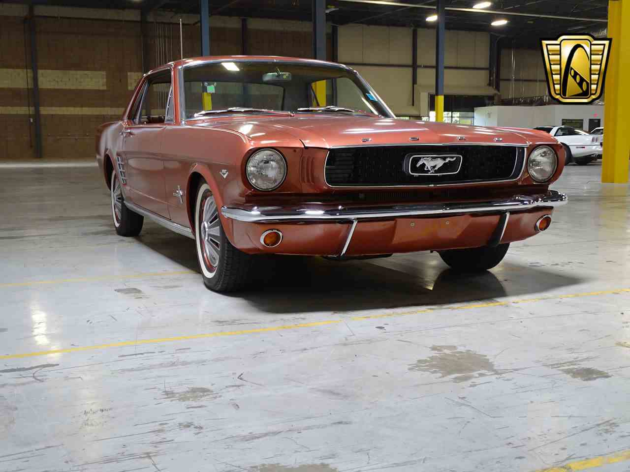 Large Picture of '66 Mustang - LF3T
