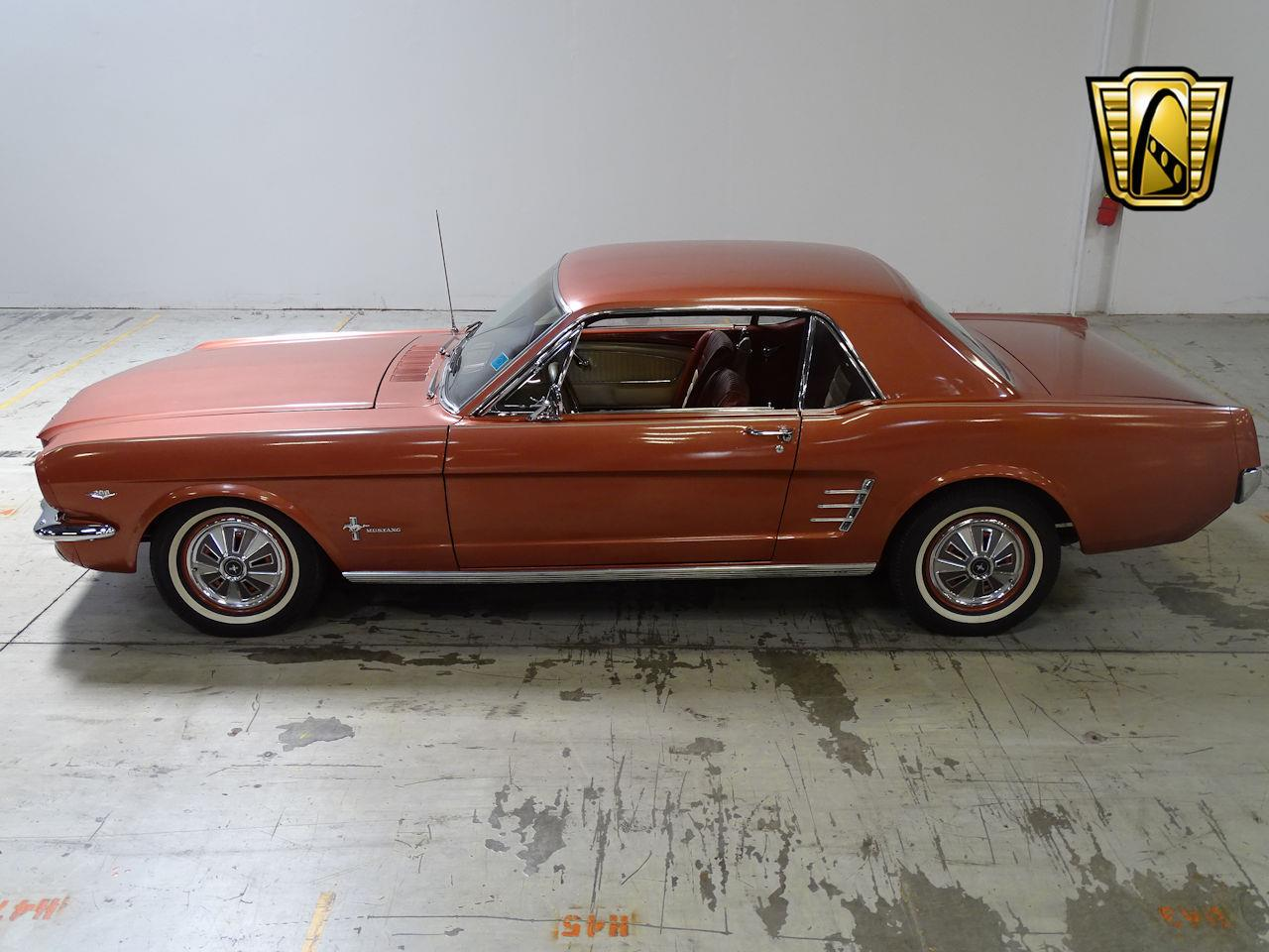 Large Picture of Classic 1966 Mustang located in West Deptford New Jersey - $19,995.00 Offered by Gateway Classic Cars - Philadelphia - LF3T