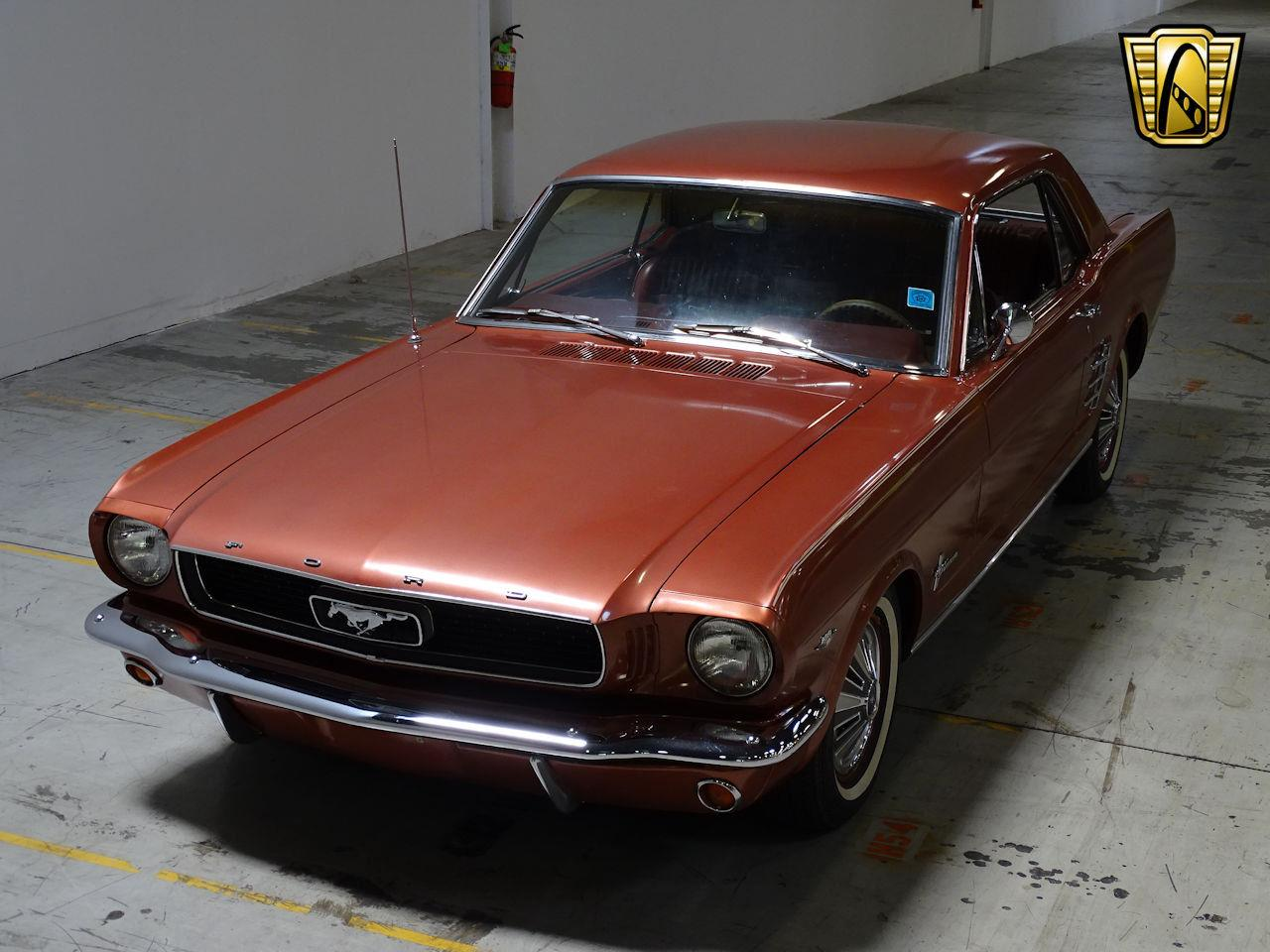 Large Picture of '66 Ford Mustang - $19,995.00 Offered by Gateway Classic Cars - Philadelphia - LF3T