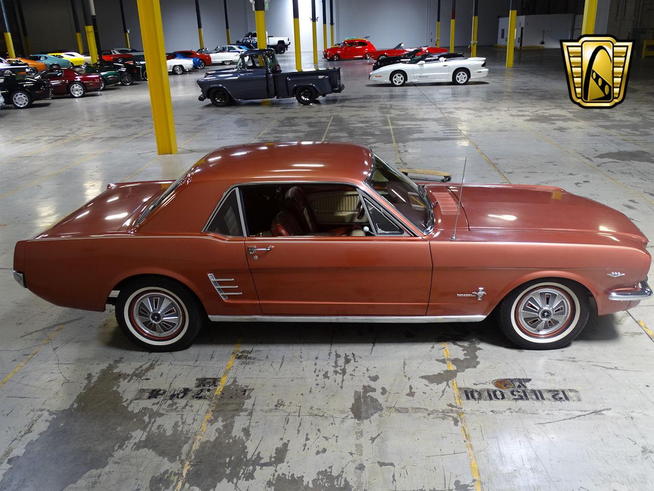 Large Picture of Classic '66 Ford Mustang located in West Deptford New Jersey Offered by Gateway Classic Cars - Philadelphia - LF3T