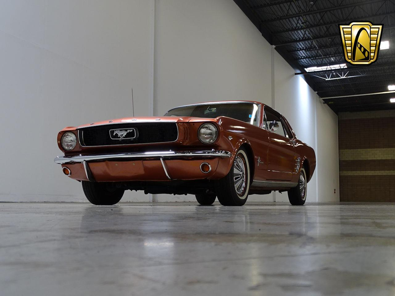Large Picture of 1966 Mustang located in West Deptford New Jersey Offered by Gateway Classic Cars - Philadelphia - LF3T