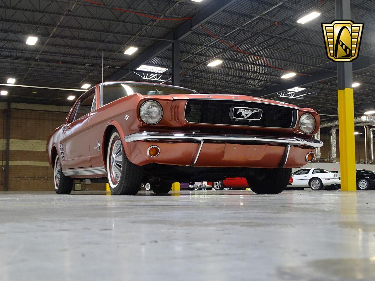 Large Picture of 1966 Ford Mustang located in New Jersey - LF3T