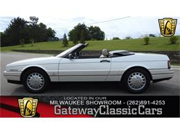 Picture of '93 Cadillac Allante located in Kenosha Wisconsin Offered by Gateway Classic Cars - Milwaukee - LF3Y