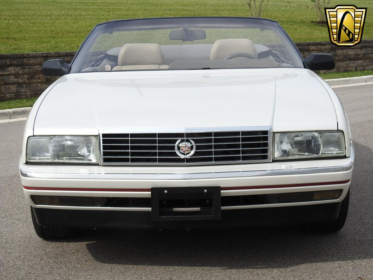Large Picture of 1993 Cadillac Allante located in Kenosha Wisconsin Offered by Gateway Classic Cars - Milwaukee - LF3Y