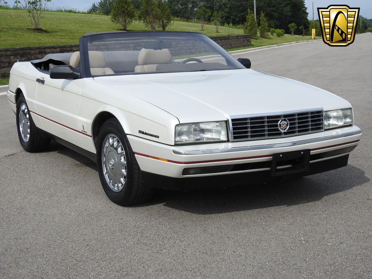 Large Picture of 1993 Allante located in Kenosha Wisconsin Offered by Gateway Classic Cars - Milwaukee - LF3Y