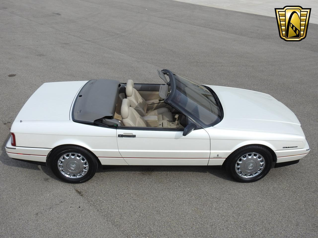 Large Picture of '93 Allante Offered by Gateway Classic Cars - Milwaukee - LF3Y