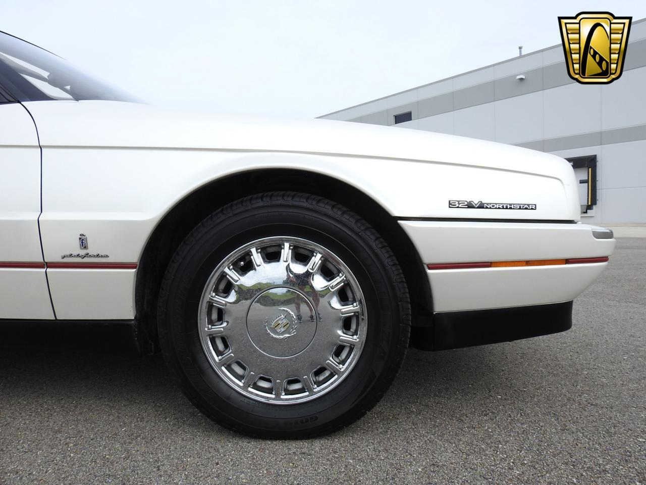 Large Picture of 1993 Cadillac Allante - $10,995.00 Offered by Gateway Classic Cars - Milwaukee - LF3Y