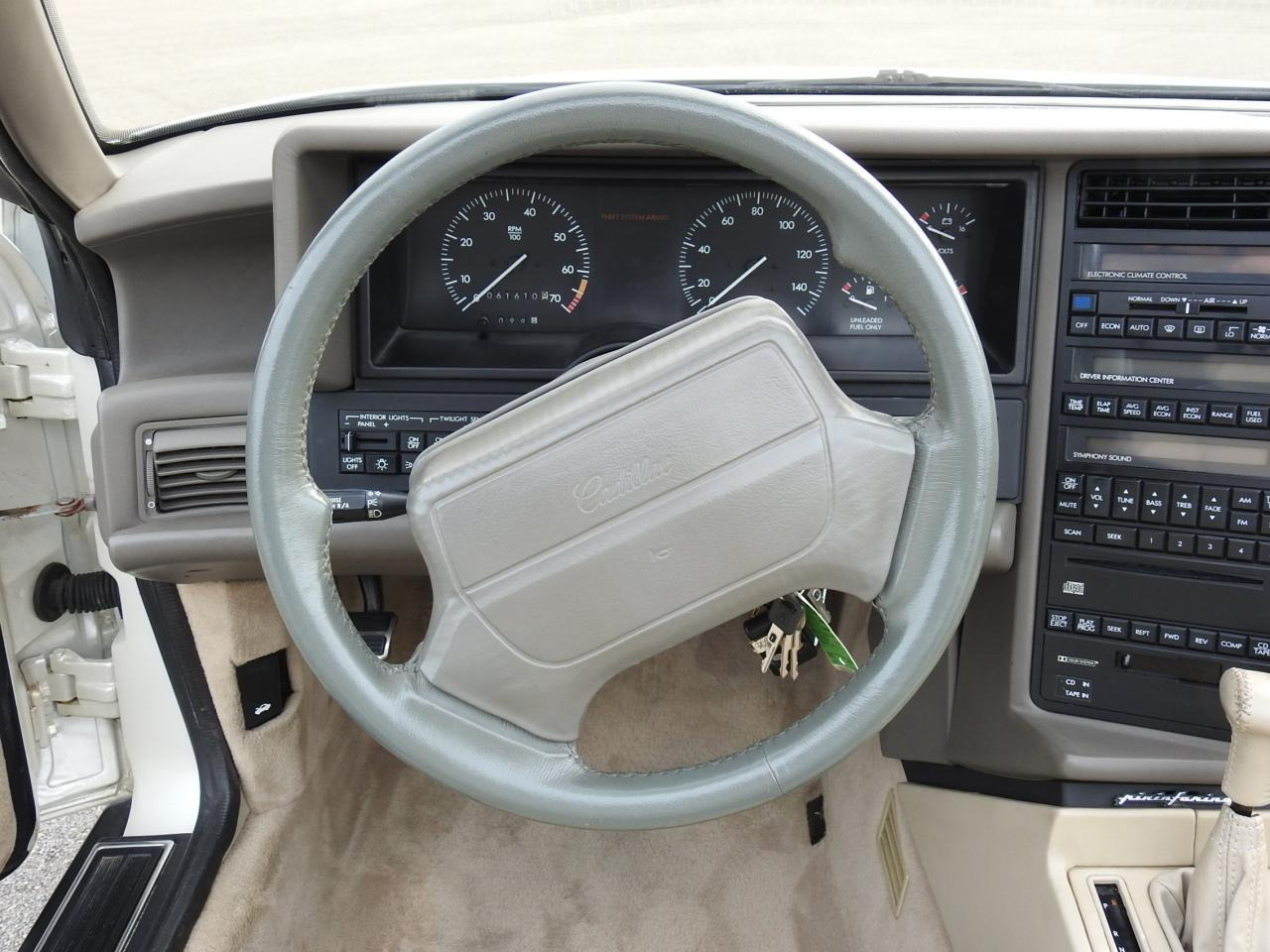 Large Picture of '93 Cadillac Allante - $10,995.00 Offered by Gateway Classic Cars - Milwaukee - LF3Y