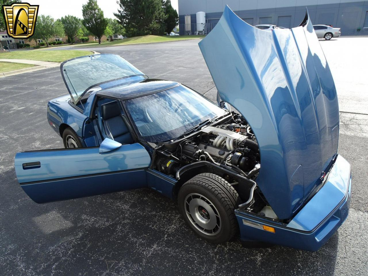 Large Picture of '85 Corvette - LF43