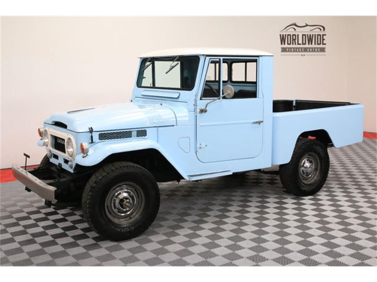 Large Picture of '64 Toyota Land Cruiser FJ located in Denver  Colorado - $29,900.00 Offered by Worldwide Vintage Autos - LF4F