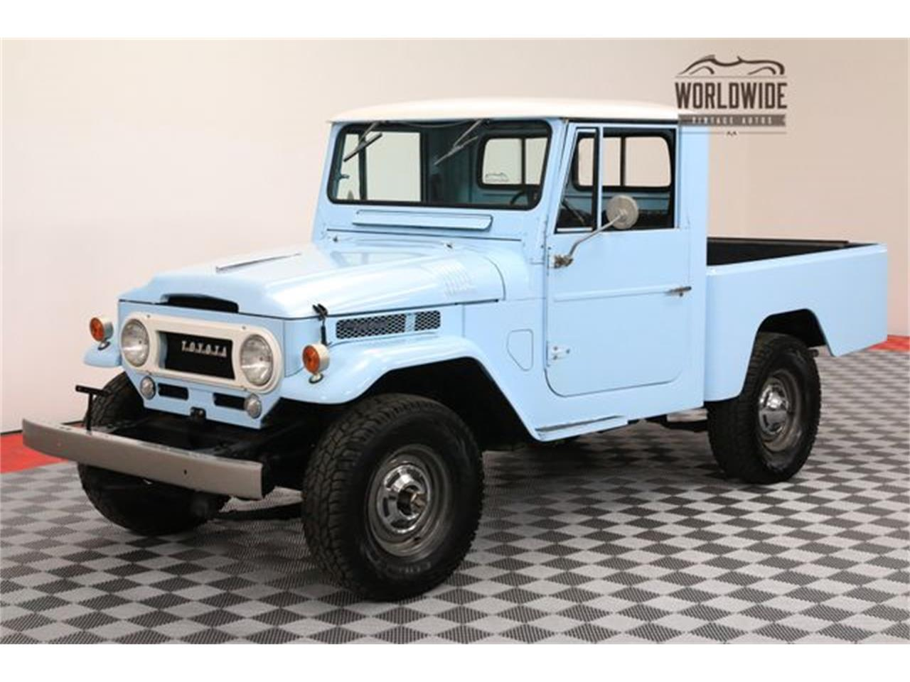 Large Picture of Classic '64 Land Cruiser FJ Offered by Worldwide Vintage Autos - LF4F