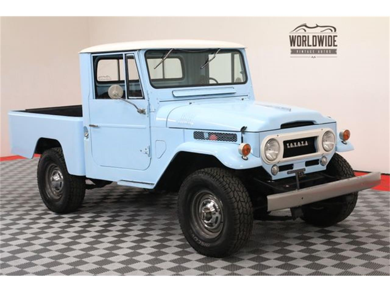 Large Picture of '64 Land Cruiser FJ located in Denver  Colorado - LF4F