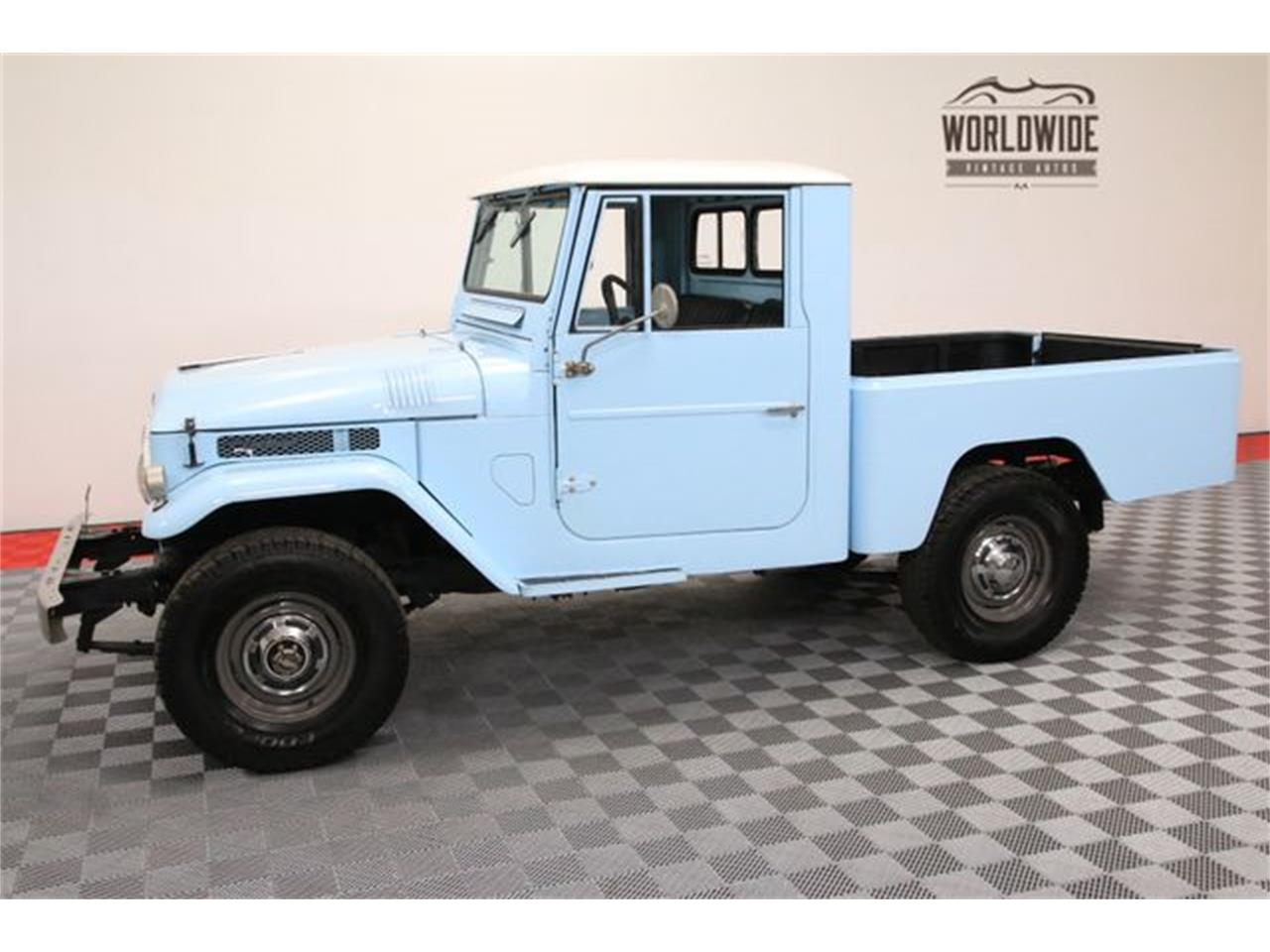 Large Picture of Classic '64 Toyota Land Cruiser FJ located in Denver  Colorado Offered by Worldwide Vintage Autos - LF4F