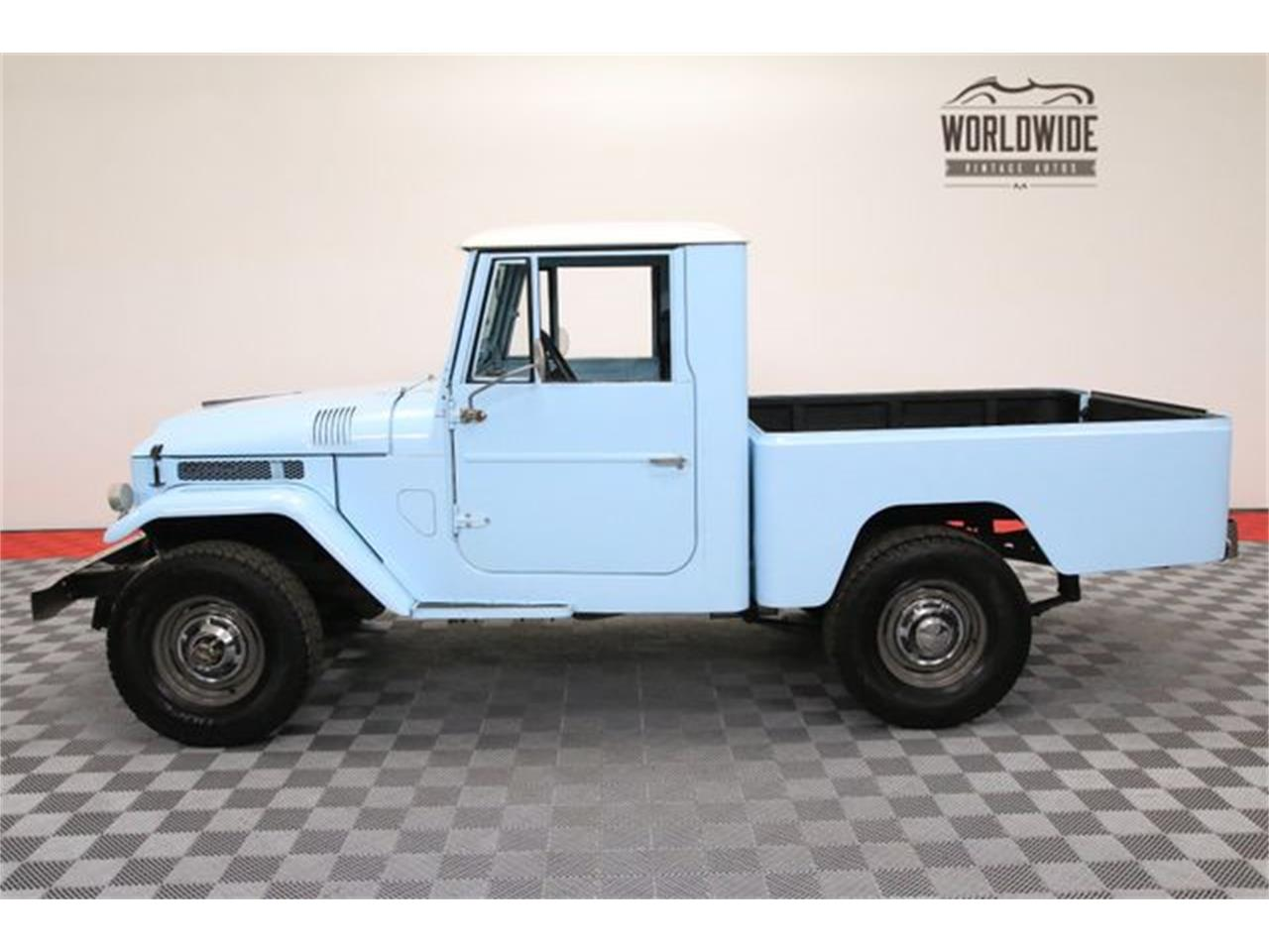 Large Picture of Classic 1964 Toyota Land Cruiser FJ located in Denver  Colorado - LF4F