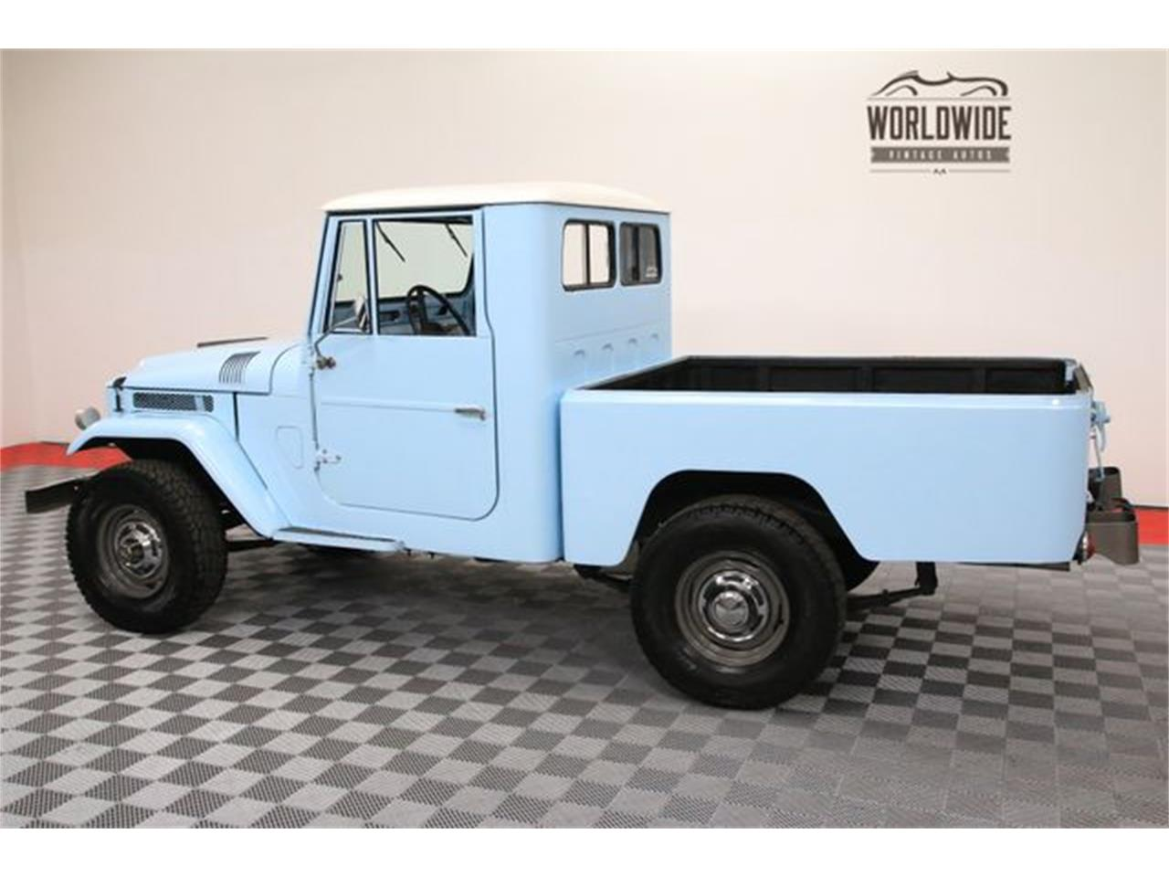 Large Picture of Classic '64 Toyota Land Cruiser FJ located in Denver  Colorado - $29,900.00 Offered by Worldwide Vintage Autos - LF4F