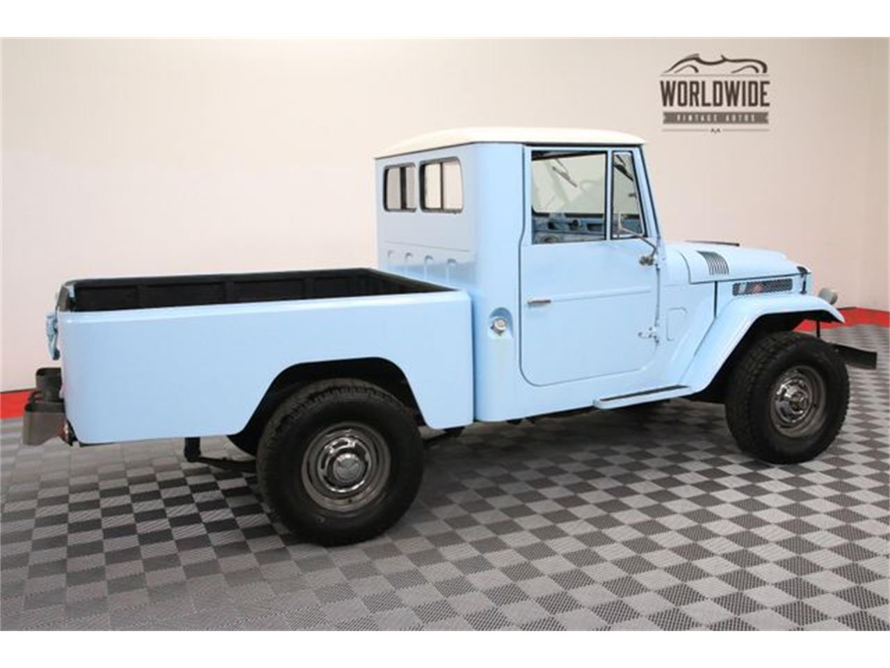 Large Picture of 1964 Land Cruiser FJ located in Denver  Colorado Offered by Worldwide Vintage Autos - LF4F