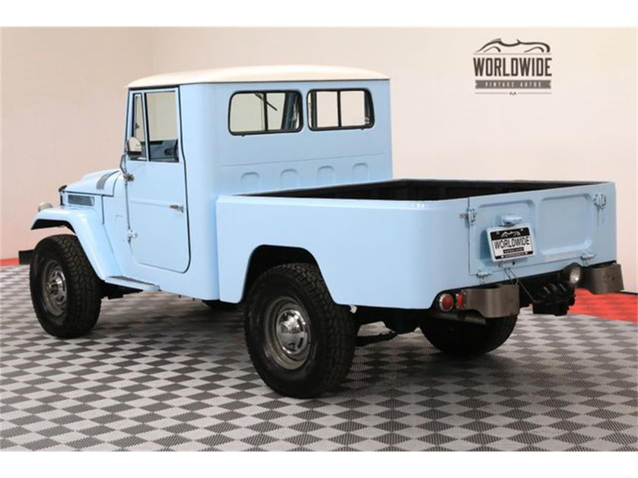 Large Picture of Classic 1964 Toyota Land Cruiser FJ Offered by Worldwide Vintage Autos - LF4F