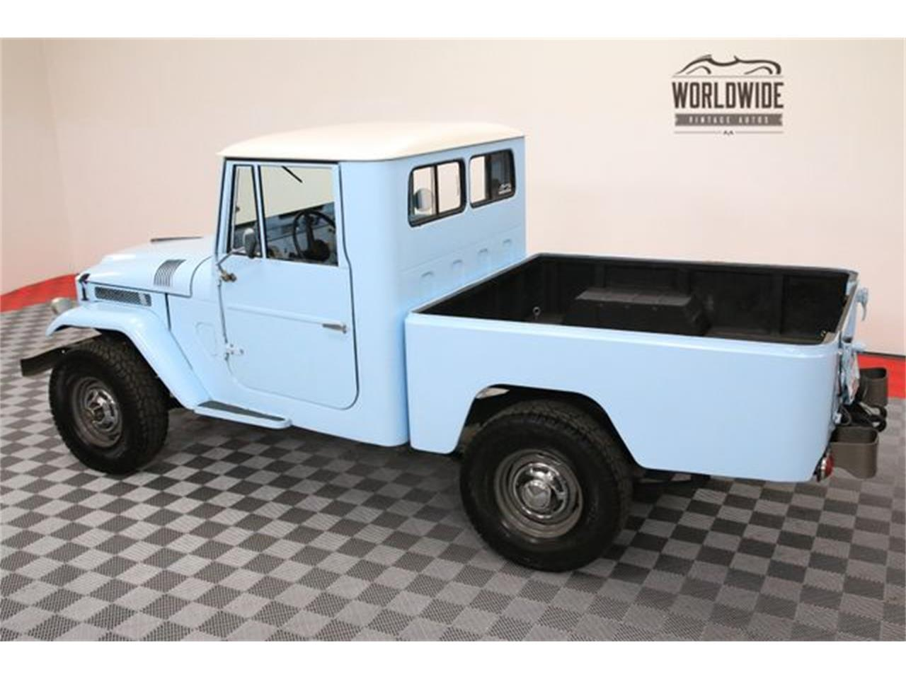 Large Picture of 1964 Land Cruiser FJ located in Colorado Offered by Worldwide Vintage Autos - LF4F