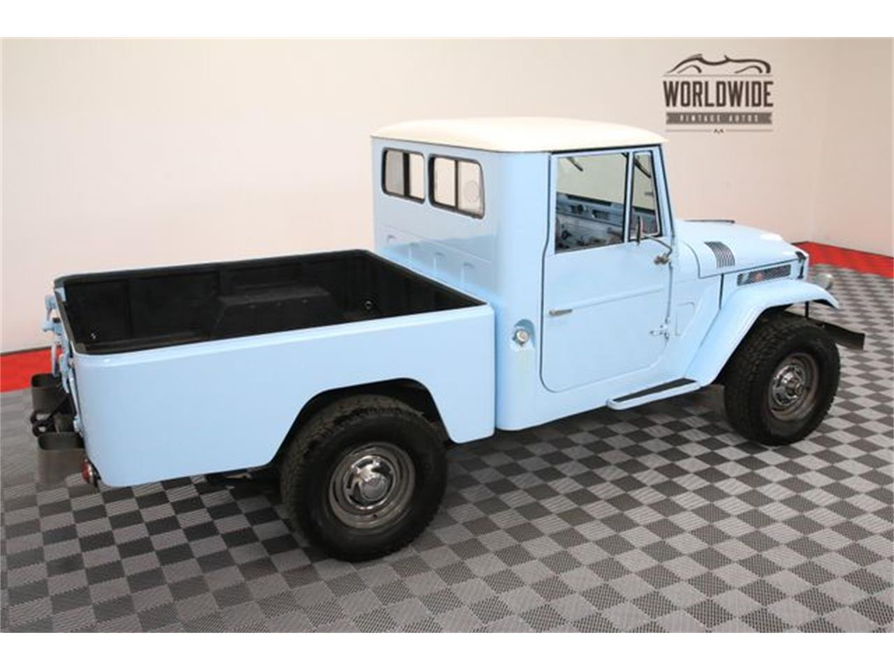 Large Picture of Classic 1964 Land Cruiser FJ located in Denver  Colorado - $29,900.00 Offered by Worldwide Vintage Autos - LF4F