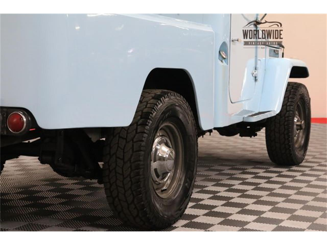 Large Picture of Classic 1964 Land Cruiser FJ located in Colorado Offered by Worldwide Vintage Autos - LF4F