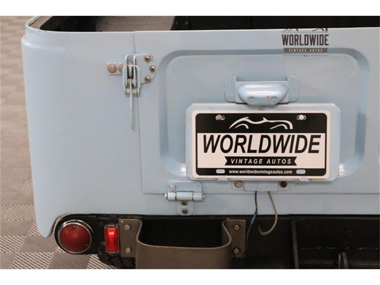 Large Picture of Classic '64 Toyota Land Cruiser FJ - $29,900.00 Offered by Worldwide Vintage Autos - LF4F