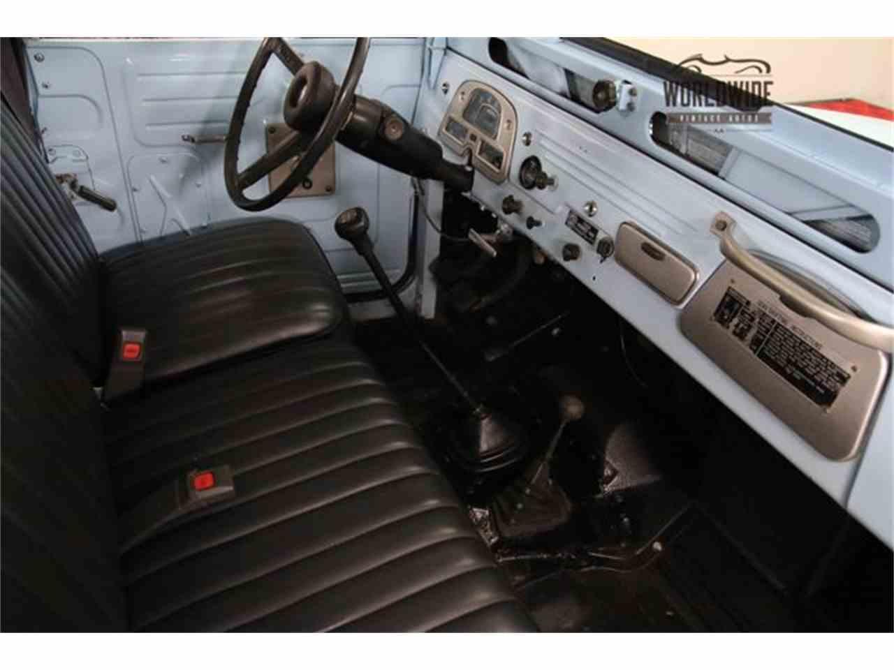 Large Picture of '64 Land Cruiser FJ - LF4F