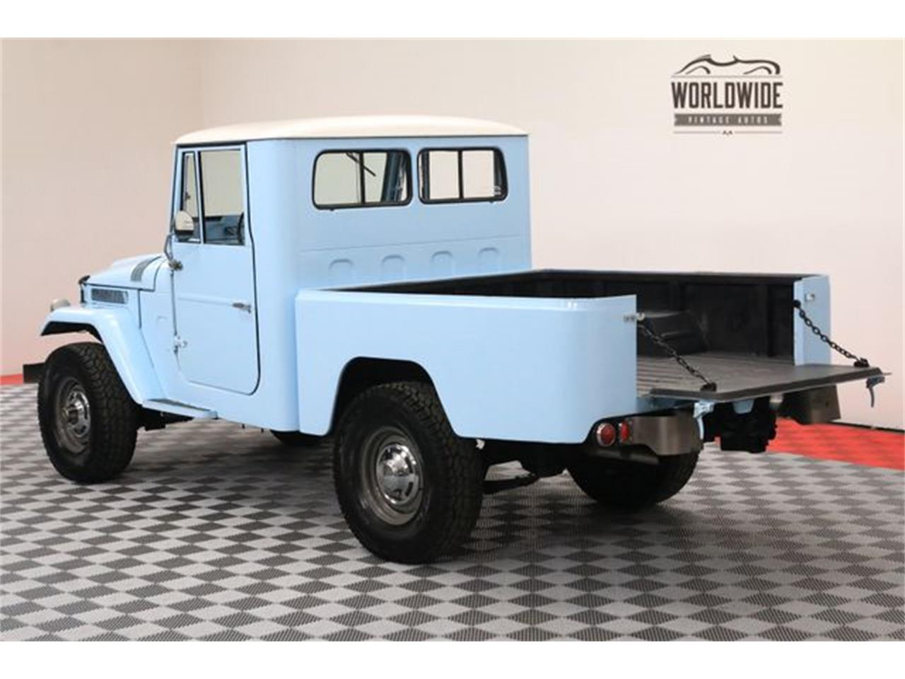 Large Picture of Classic '64 Toyota Land Cruiser FJ located in Denver  Colorado - LF4F