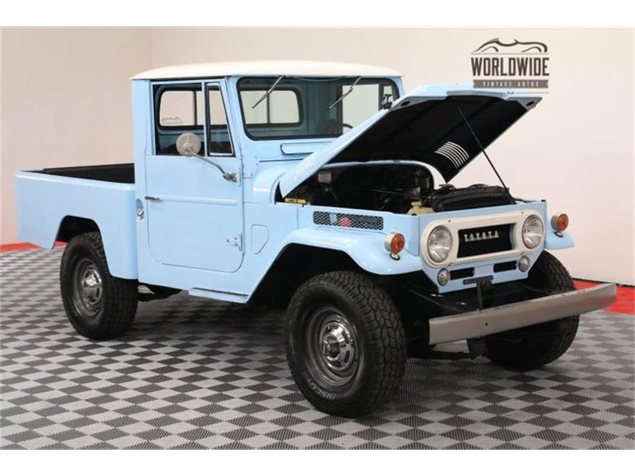 Large Picture of '64 Land Cruiser FJ located in Colorado - LF4F