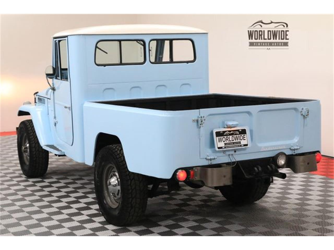 Large Picture of '64 Toyota Land Cruiser FJ located in Colorado Offered by Worldwide Vintage Autos - LF4F