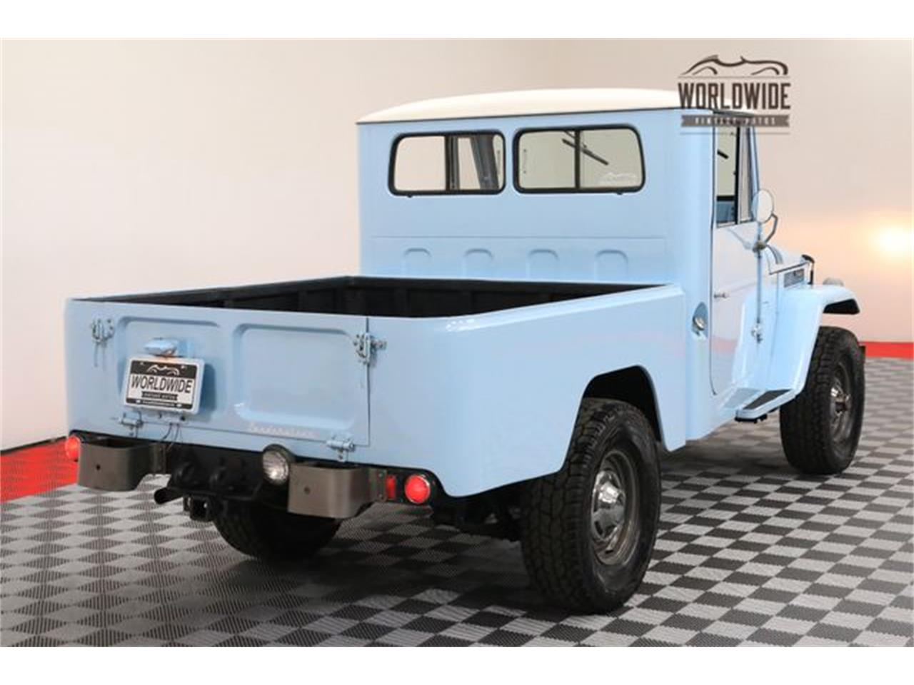 Large Picture of '64 Land Cruiser FJ located in Denver  Colorado - $29,900.00 Offered by Worldwide Vintage Autos - LF4F
