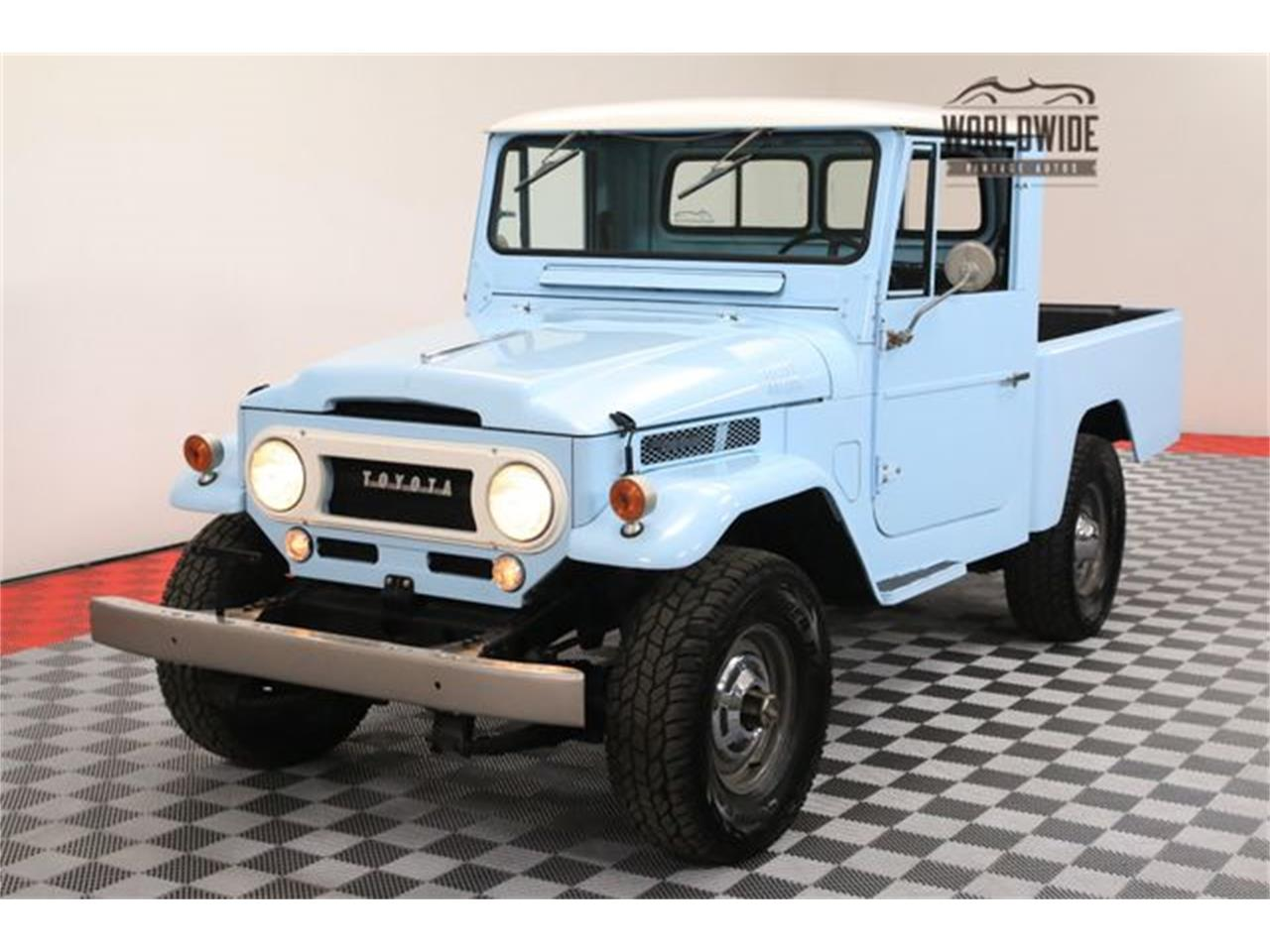 Large Picture of 1964 Land Cruiser FJ located in Denver  Colorado - LF4F