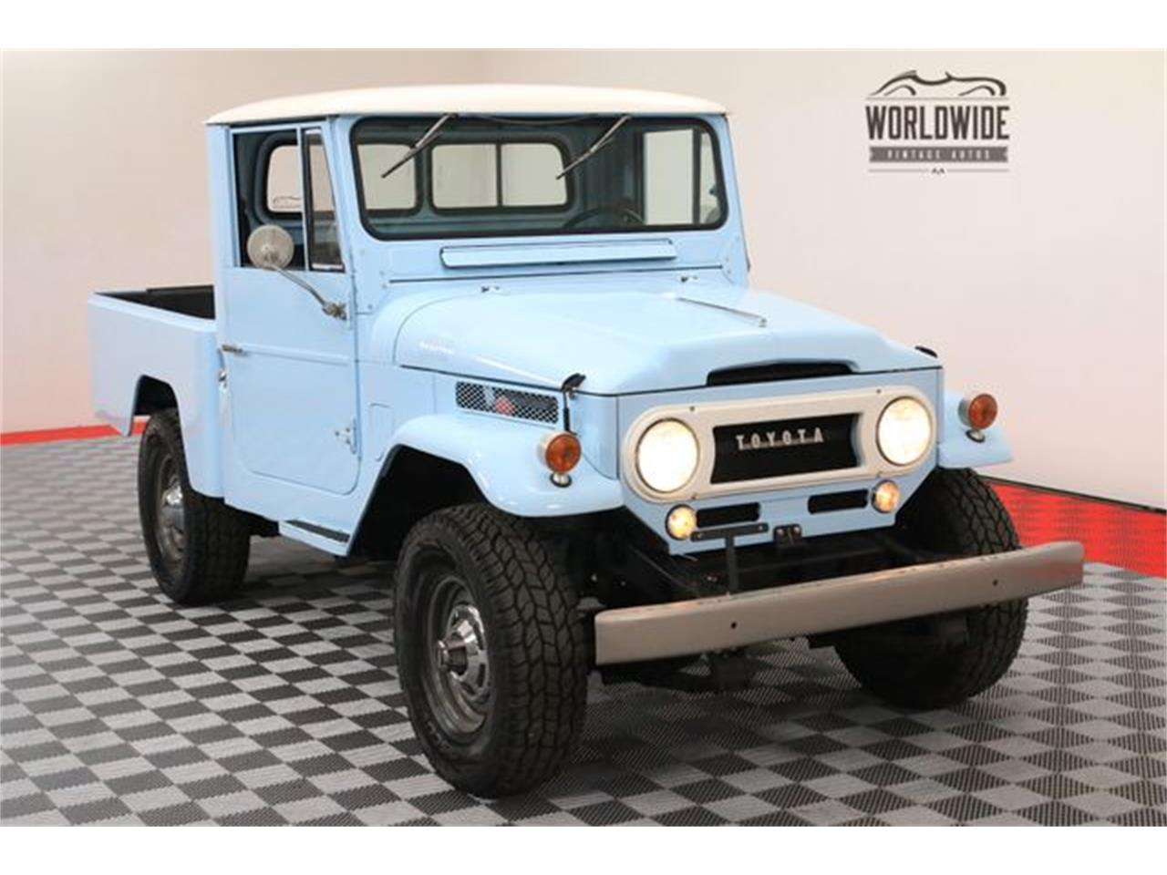 Large Picture of '64 Toyota Land Cruiser FJ - LF4F
