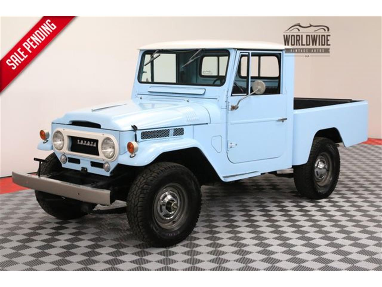 Large Picture of Classic '64 Land Cruiser FJ - $29,900.00 Offered by Worldwide Vintage Autos - LF4F