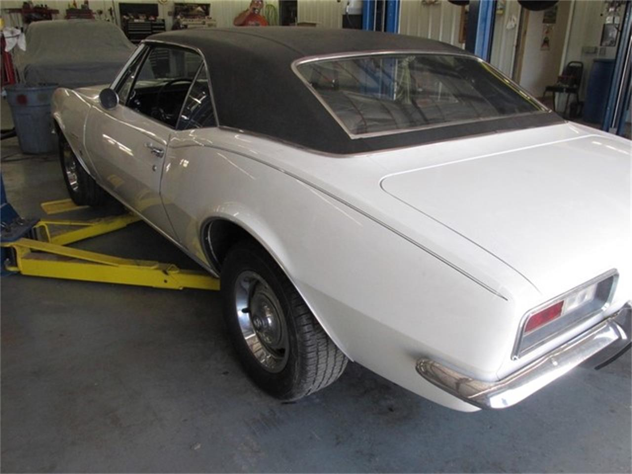 Large Picture of Classic '67 Camaro SS located in Oklahoma - $39,000.00 Offered by Knippelmier Classics - LF4H