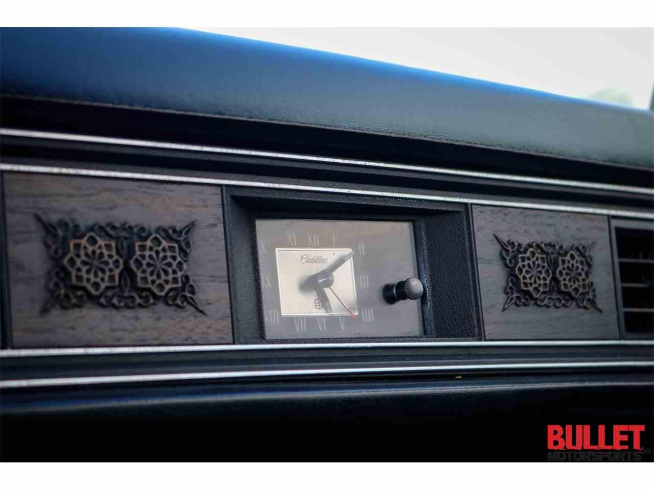 Large Picture of '73 Eldorado - LF58